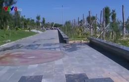 Phú Yên hoàn thành tuyến đường đi bộ ven biển TP. Tuy Hòa