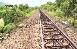 Bất an cung đường sắt liên tiếp xảy ra tai nạn nghiêm trọng ở Bình Định