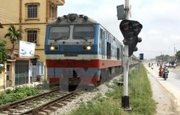 Cảnh báo tai nạn đường sắt dịp Tết
