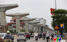Đường sắt Nhổn - Ga Hà Nội được cam kết hoàn thành sau 47 tháng