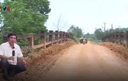 Quảng Trị: Mất ATGT tại các tuyến đường liên xã