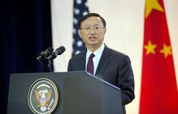Tổng thống Mỹ Donald Trump tiếp Ủy viên Quốc vụ Trung Quốc