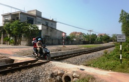 Mất ATGT từ những đường ngang dân sinh ở Quảng Trị