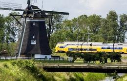 Hà Lan: 100% tàu điện chạy hoàn toàn bằng năng lượng gió