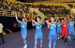 CLB Thái Sơn Nam vào bán kết giải futsal các CLB châu Á 2017