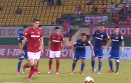 VIDEO: Tổng hợp trận đấu B. Bình Dương 0-1 Than Quảng Ninh