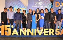 Câu lạc bộ Doanh nhân 2030 kỷ niệm 15 năm thành lập