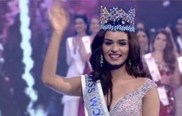 Hoa hậu Ấn Độ chiến thắng Miss World 2017