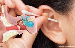 Vệ sinh tai thường xuyên gây hại cho sức khỏe con người