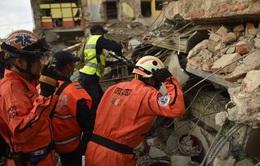 Trong vòng nửa tháng Mexico hứng chịu 4 trận động đất