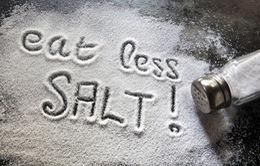 Giảm muối trong khẩu phần ăn giúp cứu sống hàng triệu người