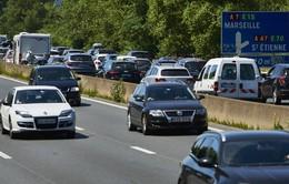 Pháp: Số vụ tai nạn giao thông không giảm dù tiền phạt tăng mạnh