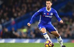 TRỰC TIẾP Chuyển nhượng bóng đá quốc tế ngày 18/2: Vượt mặt Real Madrid, Man City đề nghị 150 triệu bảng cho Hazard của Chelsea