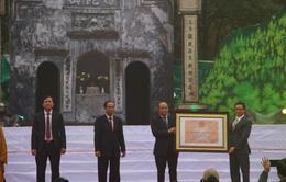 Chùa Bổ Đà đón nhận Bằng xếp hạng Di tích Quốc gia đặc biệt