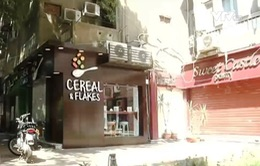 Quán ngũ cốc ăn nhanh đầu tiên tại Ai Cập