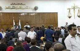 Ai Cập kết án tử hình 8 thành viên Phong trào Anh em Hồi giáo