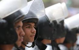 Truy quét khủng bố, nhiều cảnh sát Ai Cập thiệt mạng