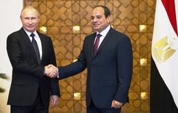 Tăng cường hợp tác Nga - Ai Cập