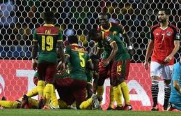 Ngược dòng ngoạn mục trước ĐT Ai Cập, ĐT Cameroon vô địch AFCON 2017