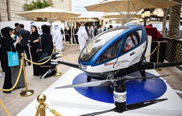 Dubai có thể trở thành thành phố đầu tiên có taxi bay
