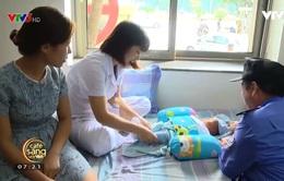Café sáng với VTV3: Câu chuyện tìm mẹ cho em bé bị bỏ rơi