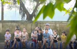 Thanh niên nông thôn tạo sân chơi cho thiếu nhi dịp hè