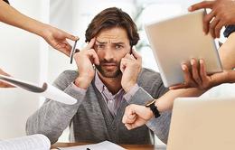 Xử lý nỗi sợ email công việc