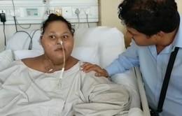 Người phụ nữ nặng cân nhất thế giới giảm được 300kg sau phẫu thuật