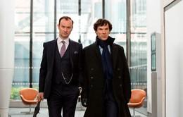 Phim truyền hình Sherlock Holmes sẽ sớm kết thúc trong năm 2017?
