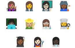 Sáng tạo các phiên bản Emoji đề cao nữ giới