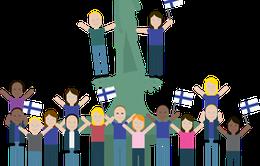 Phần Lan: Bộ biểu tượng chat thu hút khách du lịch