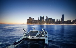Du thuyền chạy bằng năng lượng sạch bắt đầu hành trình liên lục địa