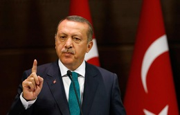 Thổ Nhĩ Kỳ kêu gọi Mỹ không cung cấp vũ trang cho người Kurd