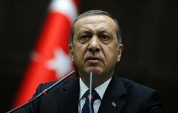 Tổng thống Thổ Nhĩ Kỳ lên án hành động cô lập Qatar
