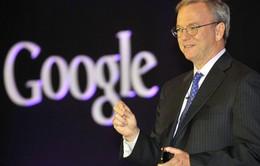Eric Schmidt từ chức Chủ tịch điều hành của Alphabet