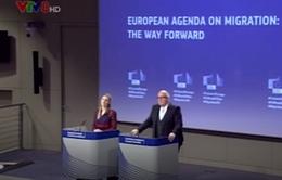 EU kiện 3 nước thành viên vì từ chối hạn ngạch người tị nạn