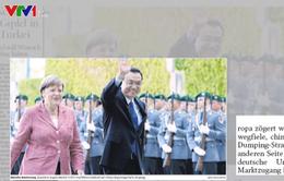 EU, Trung Quốc: Triển vọng về Hiệp định Đầu tư toàn diện còn xa vời?