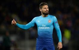 """""""Chân gỗ"""" tại Arsenal cán mốc 100 bàn thắng"""