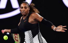 Autralia mở rộng 2017: Serena Williams nhẹ nhàng vào vòng 3