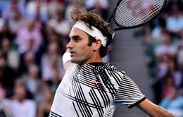 Top 5 pha bóng hay nhất Australia mở rộng 2017 ngày 26/1: Đẳng cấp của Federer lại lên tiếng