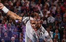 Sẽ có một bộ phim về cuộc đời của huyền thoại Roger Federer