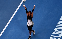 """Australia mở rộng 2017: Thắng Lucic-Baroni, Serena hoàn tất trận chung kết """"nhà Williams"""""""