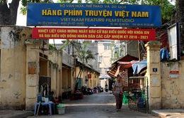 Ngày 13/10, công bố quyết định thanh tra cổ phần hóa Hãng phim truyện Việt Nam