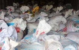 Nghệ An: Thu giữ 20 tấn quặng thiếc vận chuyển trái phép