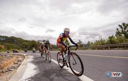 Video: Toàn cảnh chặng 12 giải đua xe đạp quốc tế VTV Cúp Tôn Hoa Sen 2017