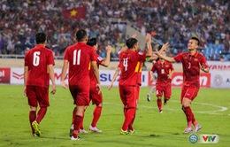VTV tường thuật trực tiếp trận đấu ĐT Việt Nam - ĐT Afghanistan (19h00 ngày 14/11 trên kênh VTV6)