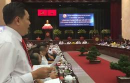 TP.HCM nghe báo cáo về giải pháp phát triển 500.000 doanh nghiệp