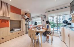 Đây chính là ý tưởng tuyệt vời cho không gian sống chung của sinh viên