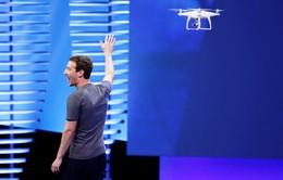 Facebook thử nghiệm thành công máy bay không người lái phát Internet