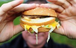 Anh yêu cầu các DN thực phẩm cắt giảm lượng calo trong sản phẩm